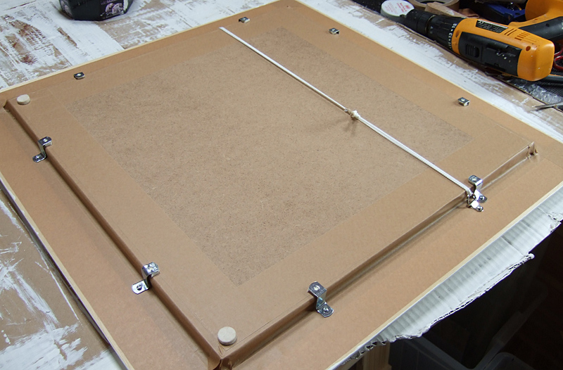 Offset Clamps for Framing Stretched Canvas Prints | UK Picture ...