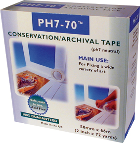 self-adhesive-ph7-70-conservation-mounting-tape-25mm-x-55m-unboxed--1602-p