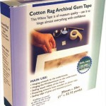Cotton rag tape
