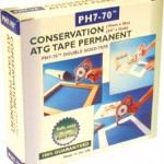 Ph7-70 acid neutral double sided atg tape