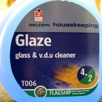 Selden glass cleaner