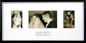Wedding multi aperture mount