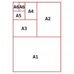 Standard EU paper sizes