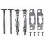 T Screw Security Hanger  Kit for Drywall