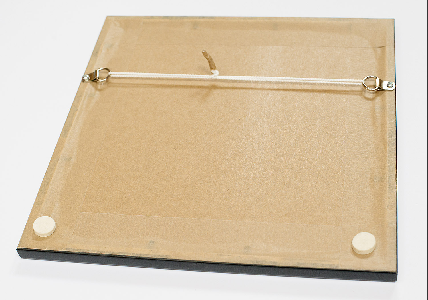 Finishing the back of a picture frame | UK Picture Framing Supplies Blog