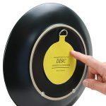 Gummed Disc Plate Hanger